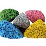 سنگ پا در پوکه معدنی قروه